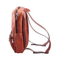 Leather Backpack Large
