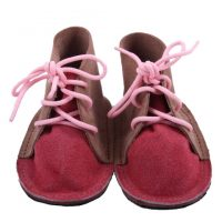 Baby Vellies Suede – Two Tone