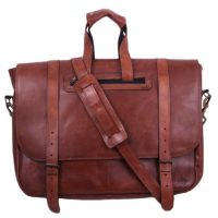 Penny Leather Laptop Bag