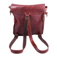 Sonja Leather Backpack