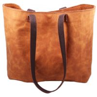 Leather Tote Bag (Large)